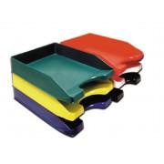 Tabuleiro Plástico Verde 4Office