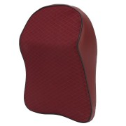 Memory Foam Autos Seat Pillow Neck Back Car Home Office Support Head Rest Cushion