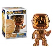 FUNKO Figura FUNKO Pop! Marvel Infinity War Thanos Gold