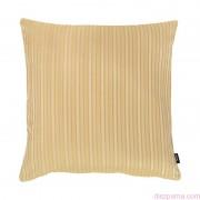 MEMPHIS ARANY Sárga díszpárnahuzat 40x40/50x50 cm