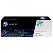 HP Toner HP CE411A nr 305A cyan (błękitny)