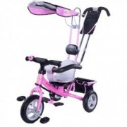 Tricicleta pentru copii Toyz Derby TTDRO Roz