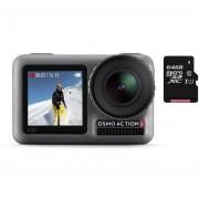 DJI Osmo Action + Tarjeta Micro SD 64GB