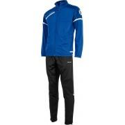 Stanno Prestige Poly Suit Trainingspak Blauw - Maat S