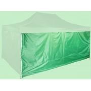 Bočná plachta 4,5m - hexagon, Zelená