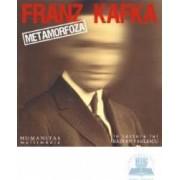 Audiobook CD - Metamorfoza - Franz Kafka