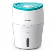 Овлажнител PHILIPS HU4801/01, 99% по-малко разпространение на бактерии, Без бял прах и мокър под