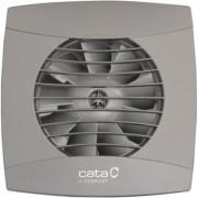CATA UC-10 Hygro Silver ventilátor - páraérzékelő és utószellőztető