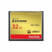 Sandisk Extreme Compact Flash 32GB