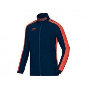 Jako - Presentation Jacket Striker Senior - Sportvest Heren Blauw