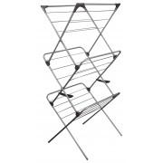Uscator Haine Rufe pentru Casa, Curte sau Gradina, Vertical si Pliabil, Dimensiuni 138x55cm