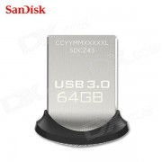 SanDisk SDCZ43-064G-G46 64 GB CZ43 Ultra Fit Serie USB 3.0 Flash Drive
