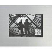 SixTrees USA Ltd. Sixtrees Greenwich Marco, Greenwich, Plateado, 20.32 x 25.4 cm (8x10 pulg.), 1