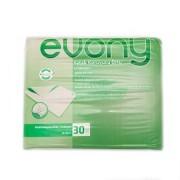 Aleze paturici absorbante Evony 30buc/set 60x90cm