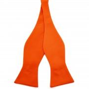 TND Basics Basic Selbstbinder Fliege In Schreiend Orange