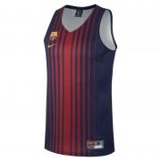 FC Barcelona Replica Herren-Basketballtrikot - Blau