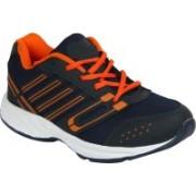 NDX THUNDER RUN Running Shoes Canvas Shoes For Men(Blue, Orange)