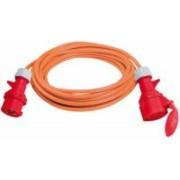 CEE hosszabbítókábel, 5-eres IP44 10m narancsszinü AT-N07V3V3-F 5G2,5