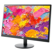 "Monitor TFT, AOC 23.6"", E2470SWH, 5ms, 20Mln:1, HDMI, Speakers, FullHD"