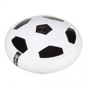 Potato001 Air Power Soccer Football Kids Boys Ankle Soccer Disc Training Football LED Lights (White with Light)