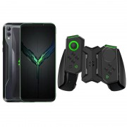 black-shark Black Shark 2 8GB/128GB Shadow Black + Portable Gaming Kit
