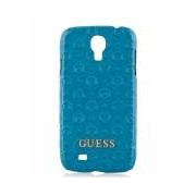 Guess-Smartphone covers-Marigold Hard Case Galaxy S4-Blauw