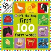 First 100 Farm Words, Hardcover/Roger Priddy