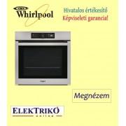 Whirlpool AKZ9 6220IX beépíthető sütő , ABSOLUTE design