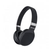 Astrum HT400 sztereó fekete bluetooth 4.0 összecsukható fejhallgató beepitett mikrofonnal