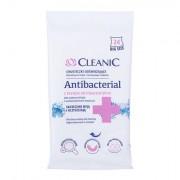 Cleanic Antibacterial Refreshing Wet Wipes antibakterijska sredstva 24 kom unisex