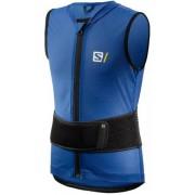 Salomon Flexcell Light Vest Junior Rygskjold (Blå)
