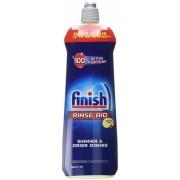 Solutie clatire pentru masina de spalat vase Rinse Aid Lemon Sparkle 800 ml Finish