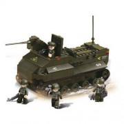 Sluban Klocki Sluban Army Bojowy Wóz Piechoty (M38-B6300)