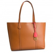 Дамска чанта TORY BURCH - Perry Triple-Compartment Tote 53245 Light Umber 905