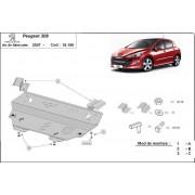 Метална кора под двигател и скоростна кутия PEUGEOT 308 (T7) от 2011 до 2013