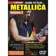 Roadrock International Lick Library: Learn To Play Metallica 2 DVD