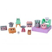 Happy Places Shopkins S1 Decorator Pack Kitty Kitchen
