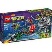 Lego T-Rawket Sky Strike Ninja Turtles, Multi Color