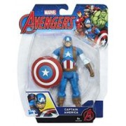 Figurina Hasbro Avengers Captain America Action