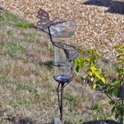Pluviomètre Papillon 10x107x13 cm