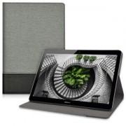 kwmobile Tenké pouzdro pro Huawei MediaPad T3 10 - šedá