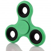 Fidget Spinner Toy Reductor De La Tension Anti - Ansiedad De Juguete Para Niños Y Adultos, 1,5 Minutos Tiempo De Rotación, Big 608 Steel Beads Teniendo + Abs Material (verde)