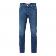 Jacob Cohen Stone Washed Comfort Fit Jeans