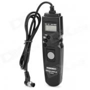 YongNuo Configuracion TC-N1 Precision Interruptor temporizador disparador remoto para Nikon Camaras DSLR