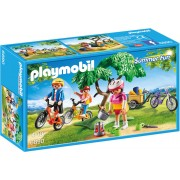 Playmobil Summer Fun, Excursie pe biciclete