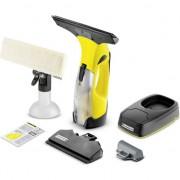 Aspirator de geamuri Karcher WV 5 Premium Cleaner Kit, 35 min, pana la 75 mc, Rezervor apa 100 ml