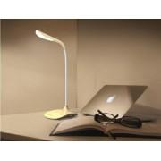 Lampa de birou cu USB Fashion Wind, senzor tactil si 3 faze iluminare