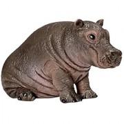 Schleich Hippopotamus Calf Toy Figure