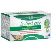 Esi Le Dieci Erbe tisana per intestino pigro (20 filtri)