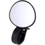 Futaba Universal Adjustable 360 Degree Rearview Mirror - Black